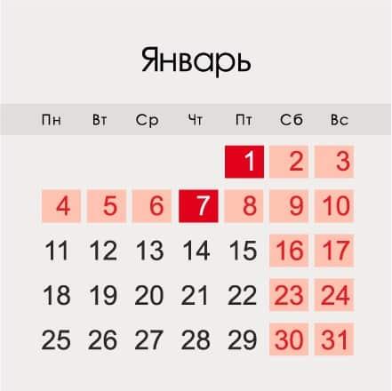 Сколько дней будут отдыхать россияне на Новый год рассказали в Минтруда
