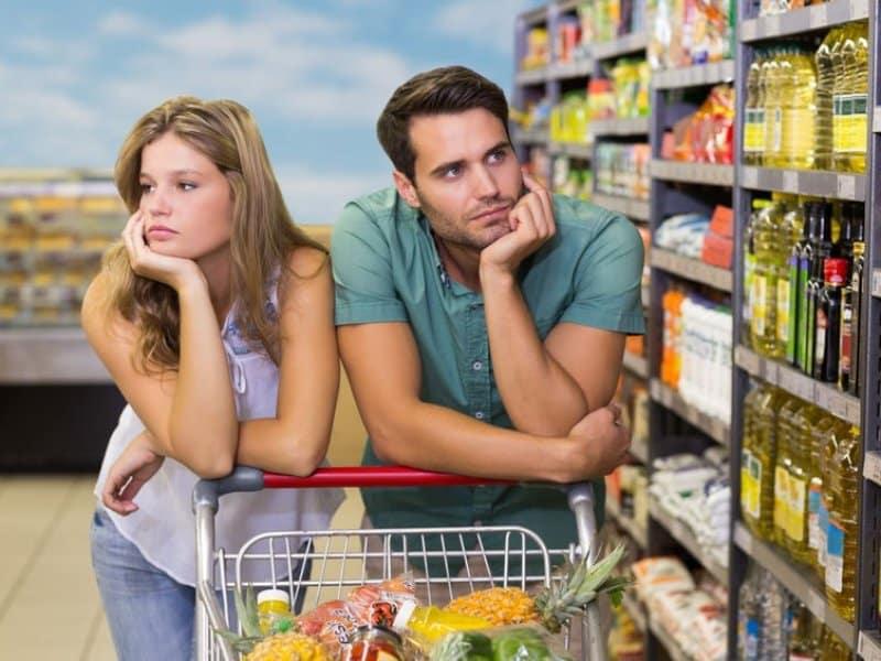 Подорожание продуктов питания более чем на 4% за 2020 год зафиксировано в России