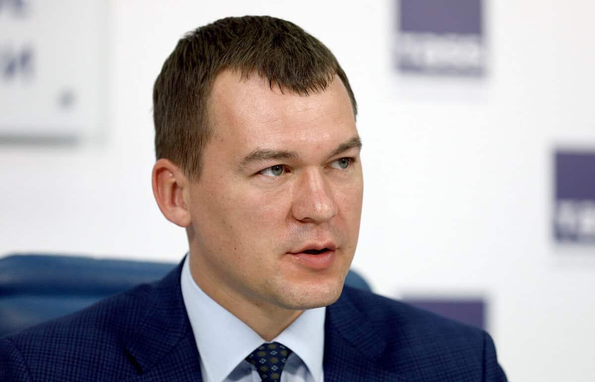 Михаил Дегтярев дал комментарий невероятной сумме, обещанной за свою охрану