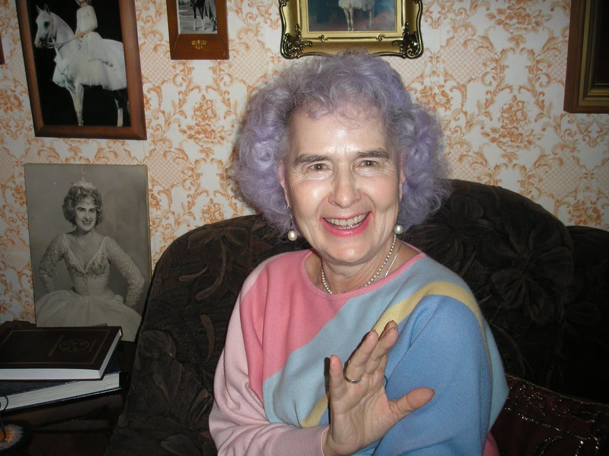 Умерла легендарная артистка цирка Дзерасса Туганова (91 год)