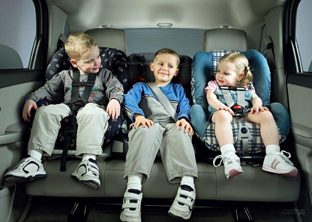 Правила перевозки детей изменятся с 2021 года