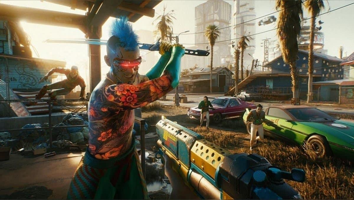 Игру Cyberpunk 2077 удалили из магазина PlayStation Store