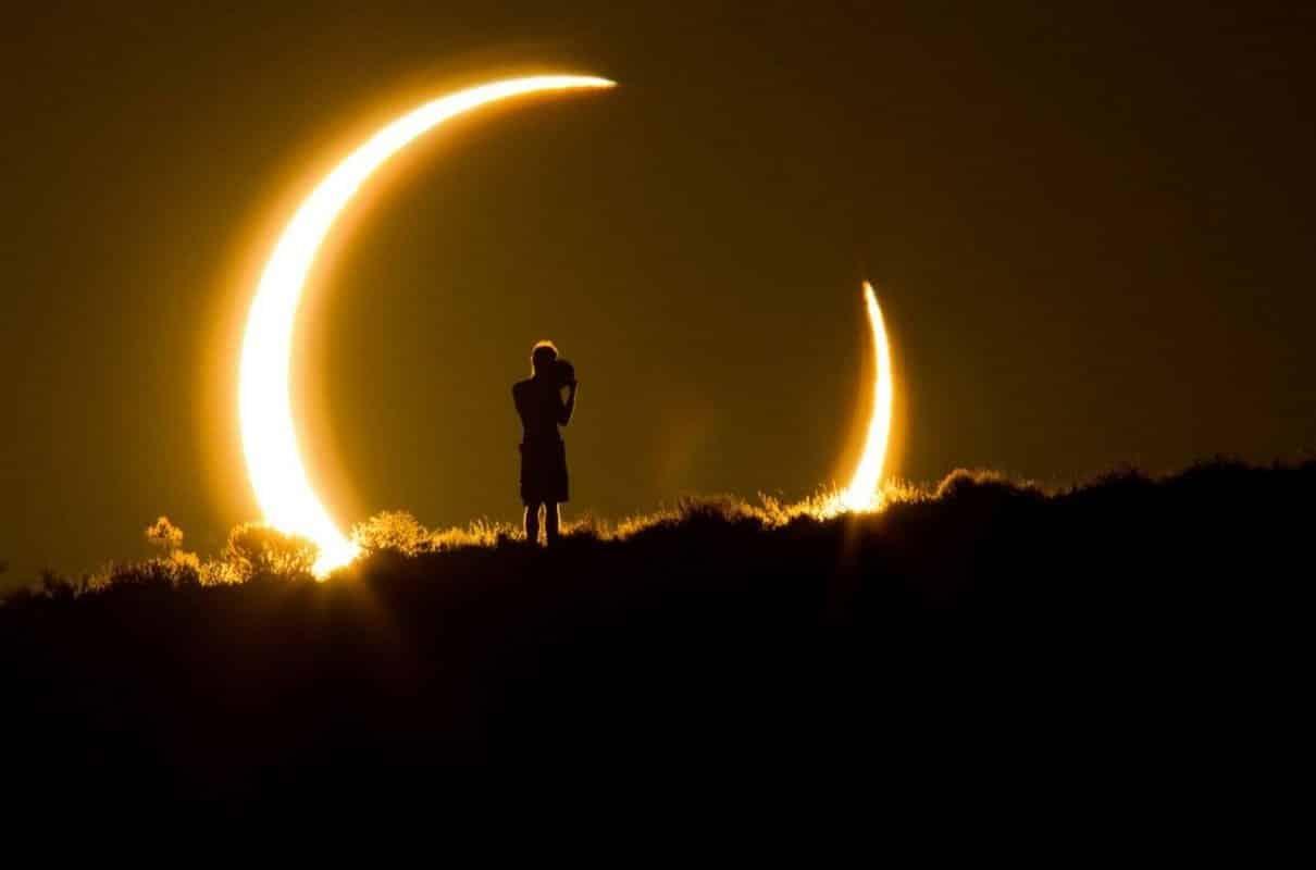 Солнечное затмение 14 декабря 2020 года наступит в 19:13 по Москве