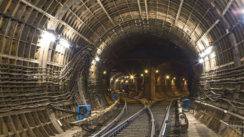 Новые станции Большой кольцевой линии откроются в 2021 году в Москве