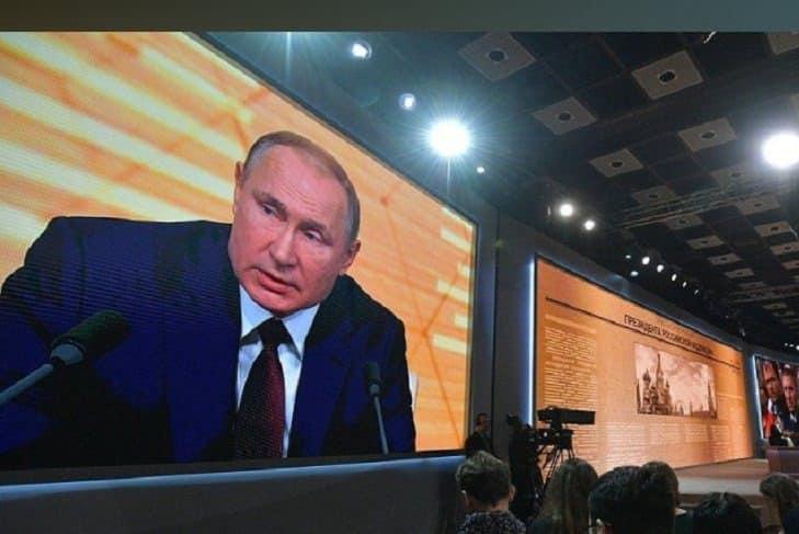 Большая пресс-конференция Путина пройдет 17 декабря 2020 года: как задать вопрос президенту