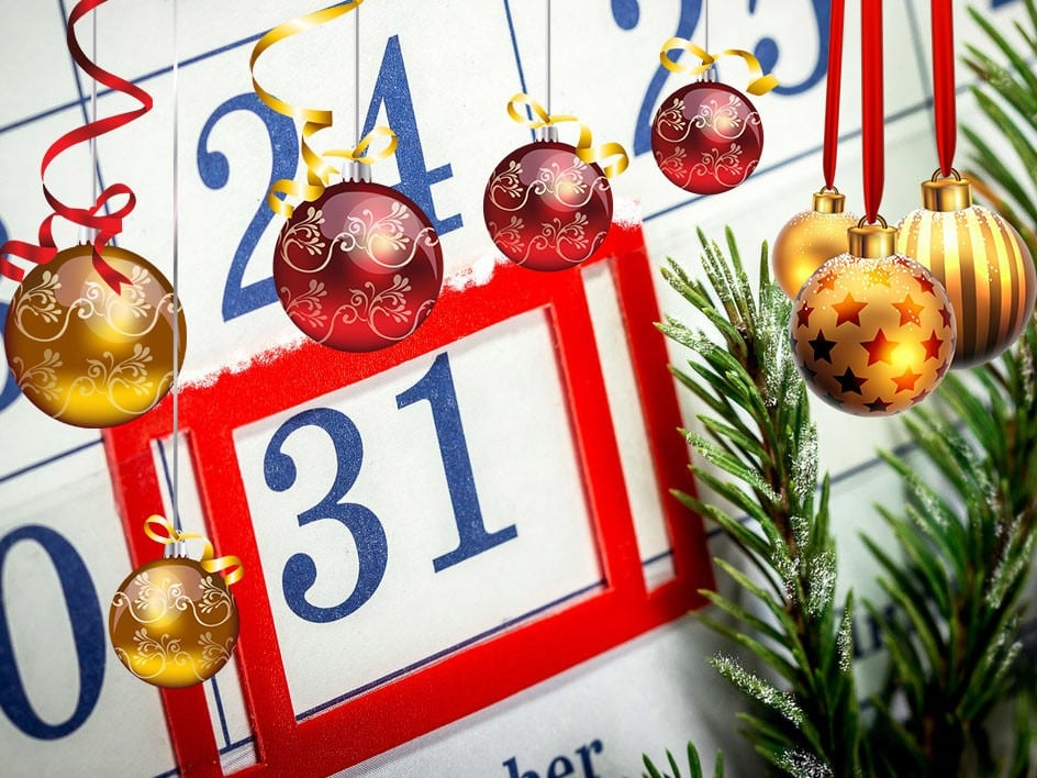 В Кировской области 31-е декабря будет выходным днем