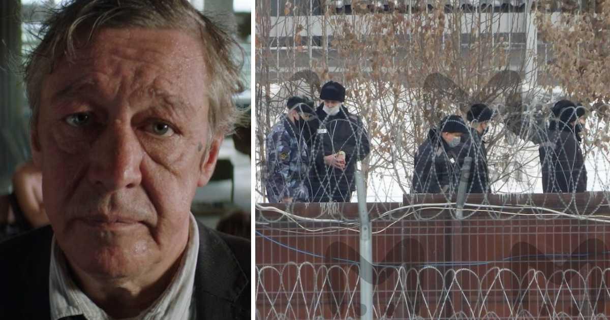 Михаил Ефремов в колонии стал паинькой: детали жизни актера в колонии