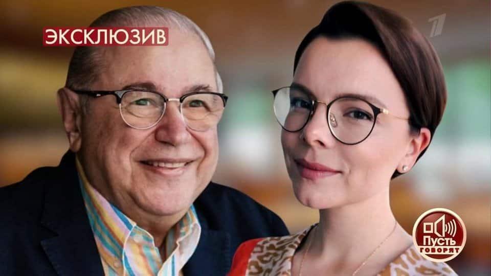 Петросян рассказал о разводе со Степаненко