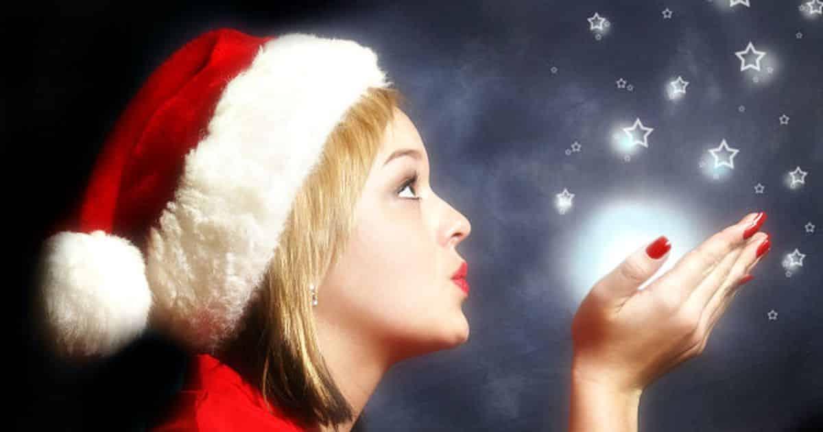 Желание, загаданное в новогоднюю ночь, обязательно сбудется