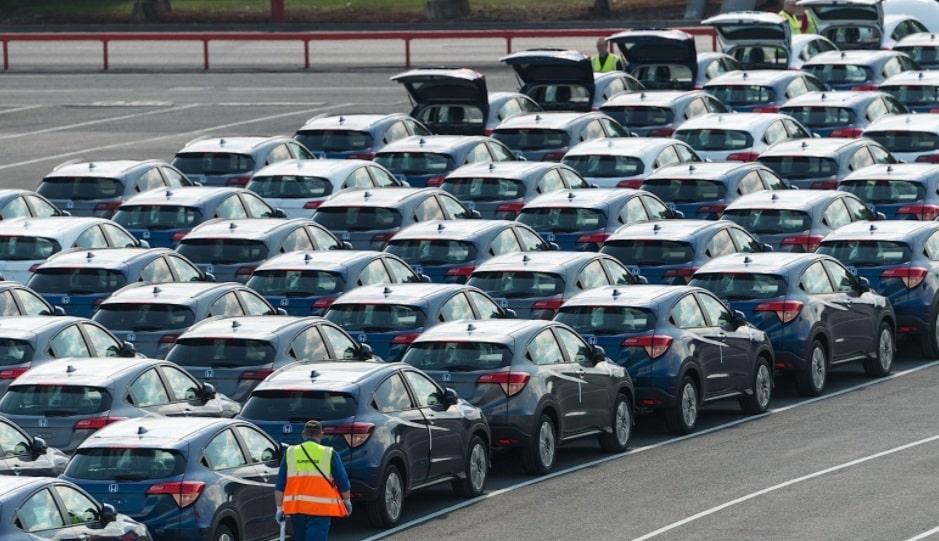 Honda уходит с Российского рынка в 2022 году