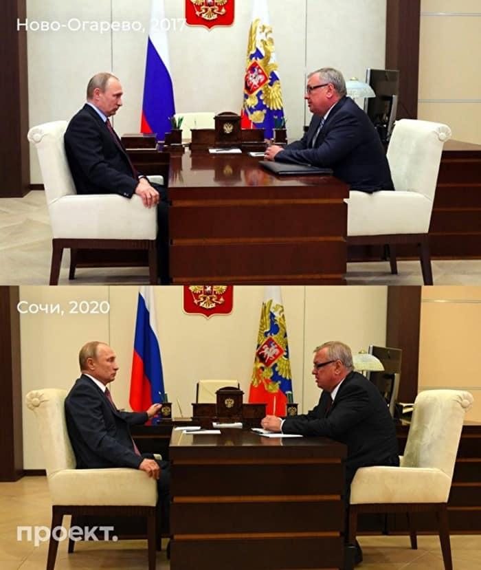 Зачем Путину сделали одинаковые кабинеты в Сочи и Ново-Огарево рассказали СМИ