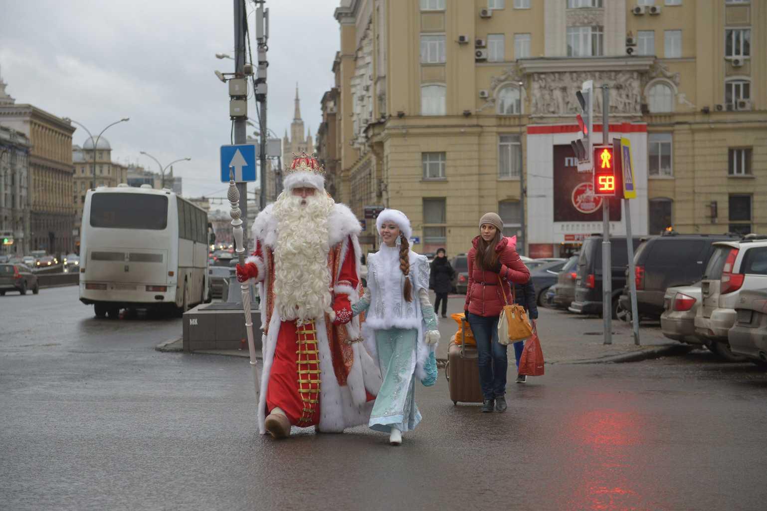 Теплый январь ждет жителей Москвы и области в 2021 году
