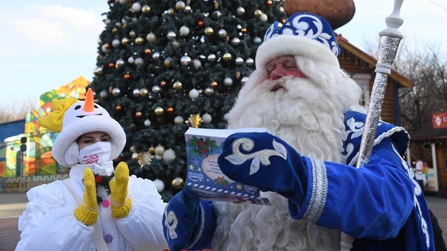 Некоторые ограничения будут действовать в Москве на новогодние праздники