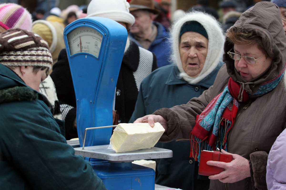 Россияне назвали размер пенсии которую хотели бы получать