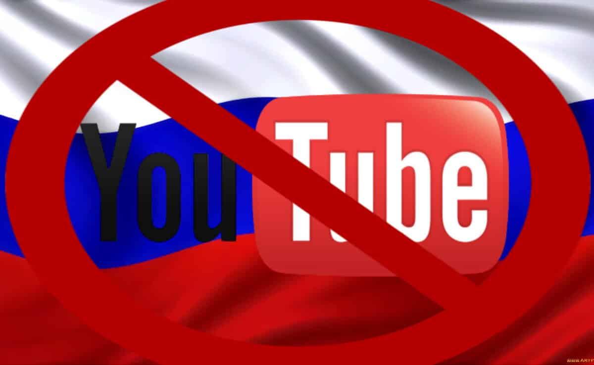 Видеохостинг YouTube хотят заблокировать в России