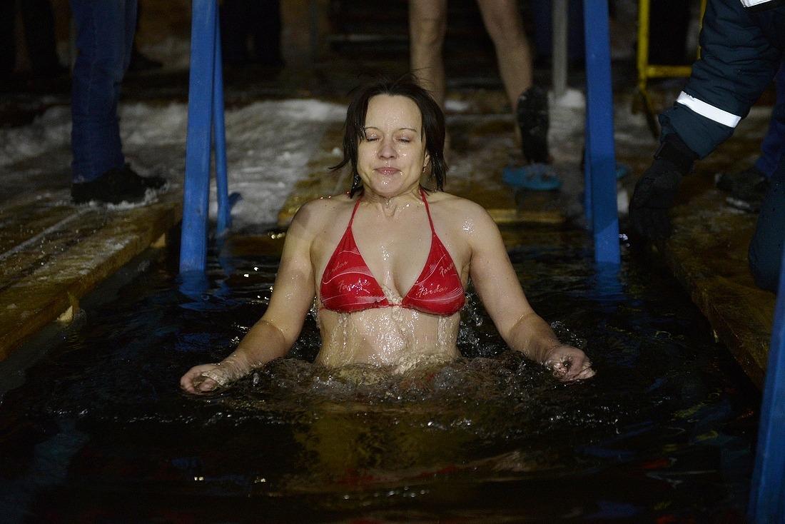 Будут ли открыты купели для купания на Крещение в Москве в 2021 году