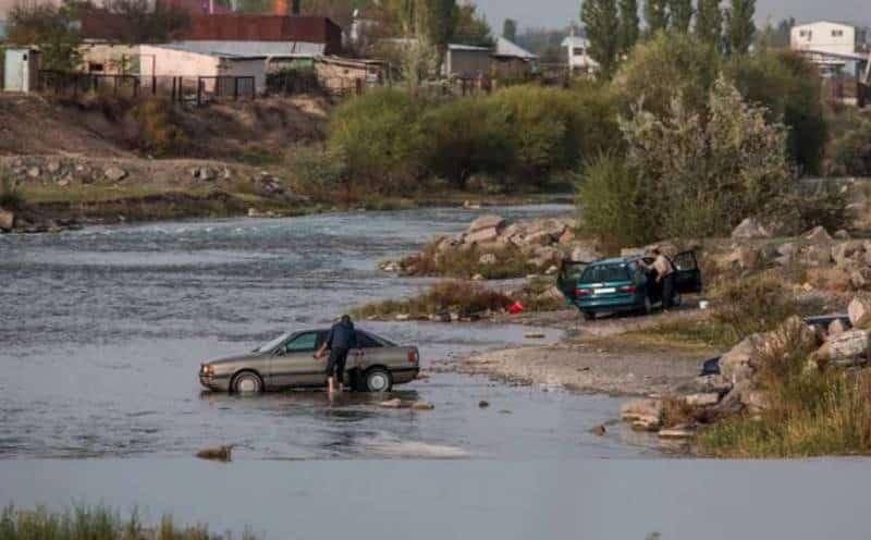 Штраф за подъезд к реке или водоему в 2021 году