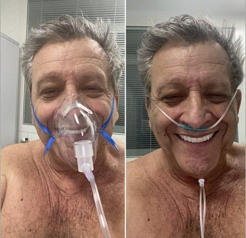О состоянии здоровья Бориса Грачевского после комы рассказал друг