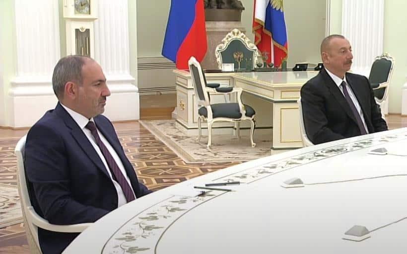Итоги переговоров по Карабаху в Москве 12 января 2021