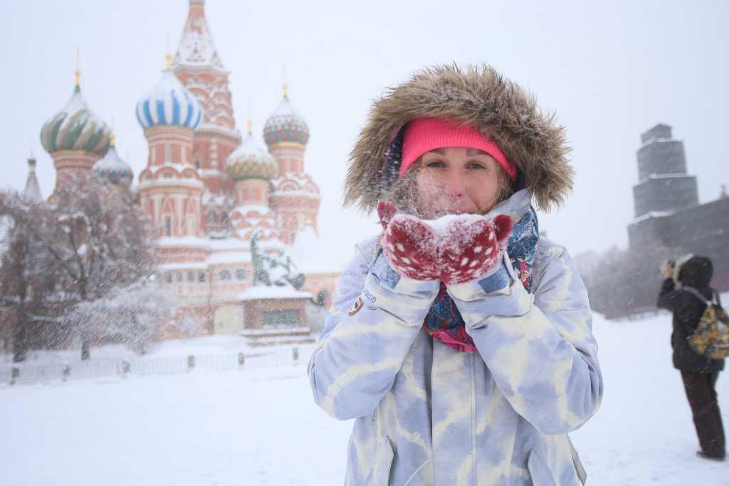 Аномальное потепление прогнозируют синоптики в январе 2021 года в Москве