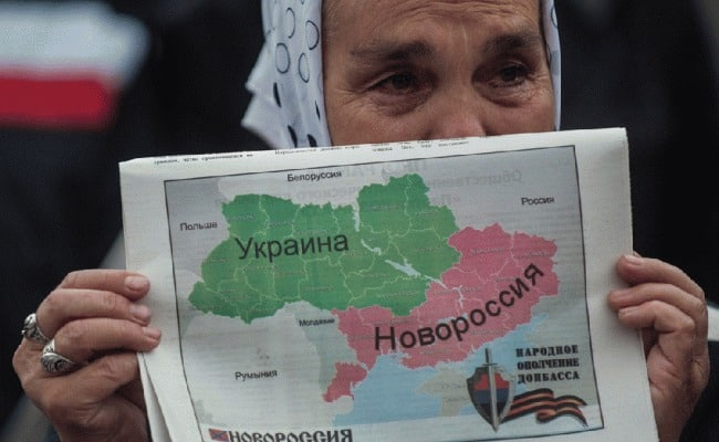 В Кремле озвучили позицию о присоединении Донбасса к России