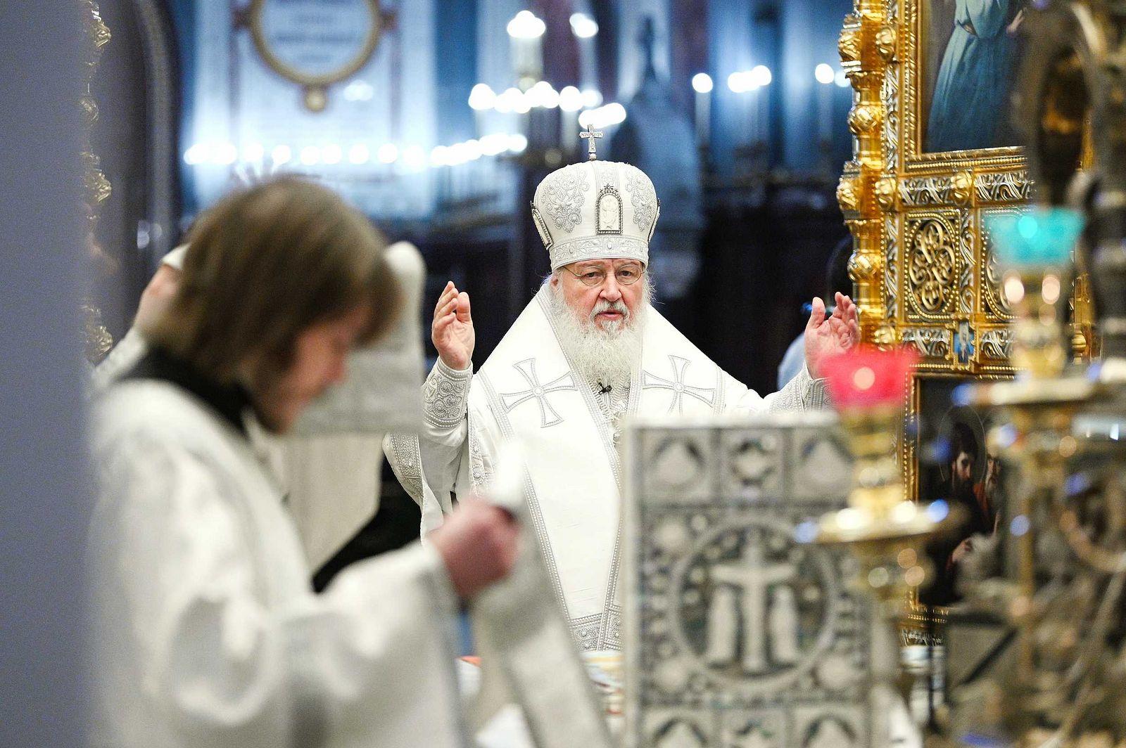 На Рождество храмы в Москве будут открыты для прихожан