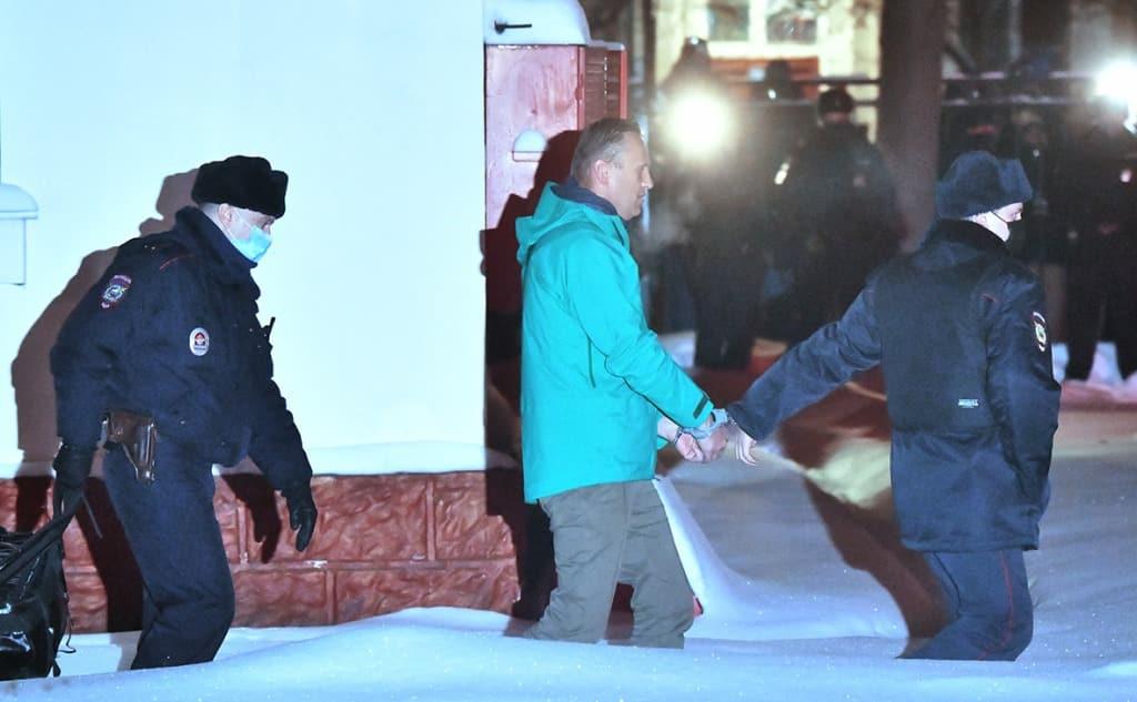 Арест Алексея Навального был предсказуем