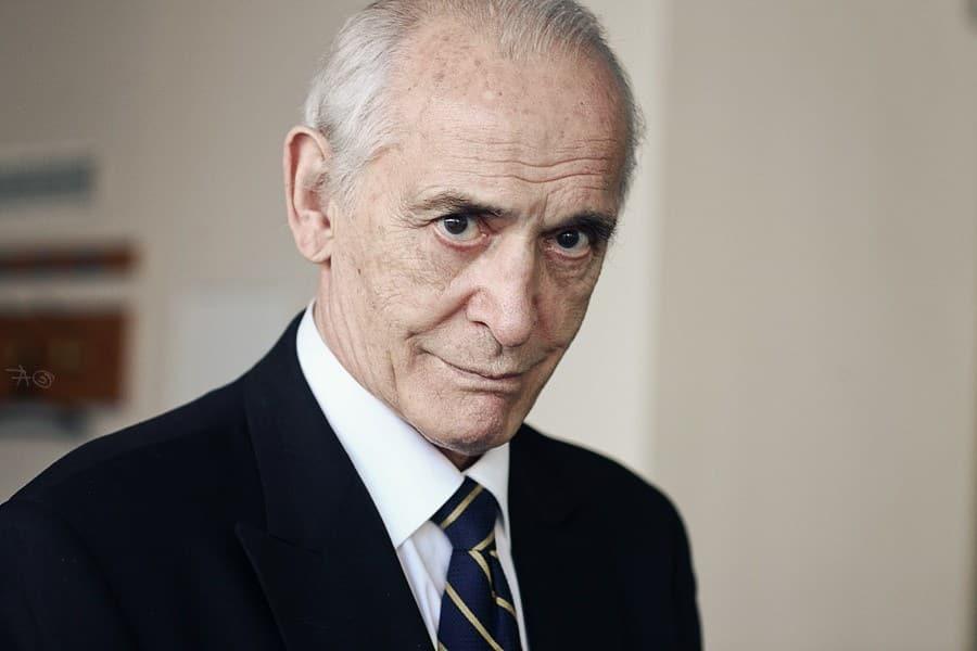 Василий Лановой умер на 88-ом году жизни