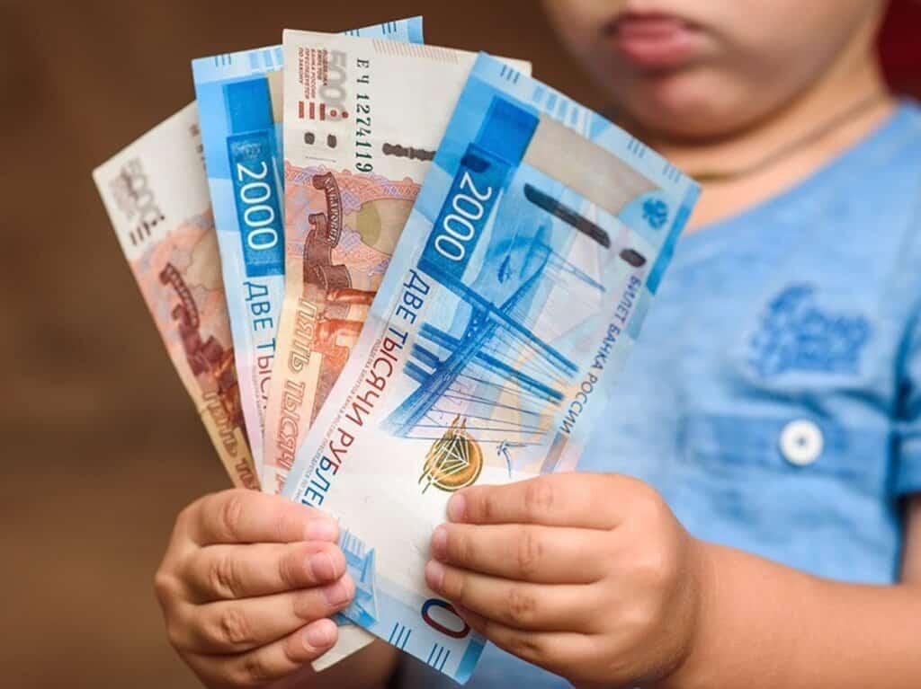 О необходимости подать заявление на детские выплаты напомнили в Пенсионном фонде РФ