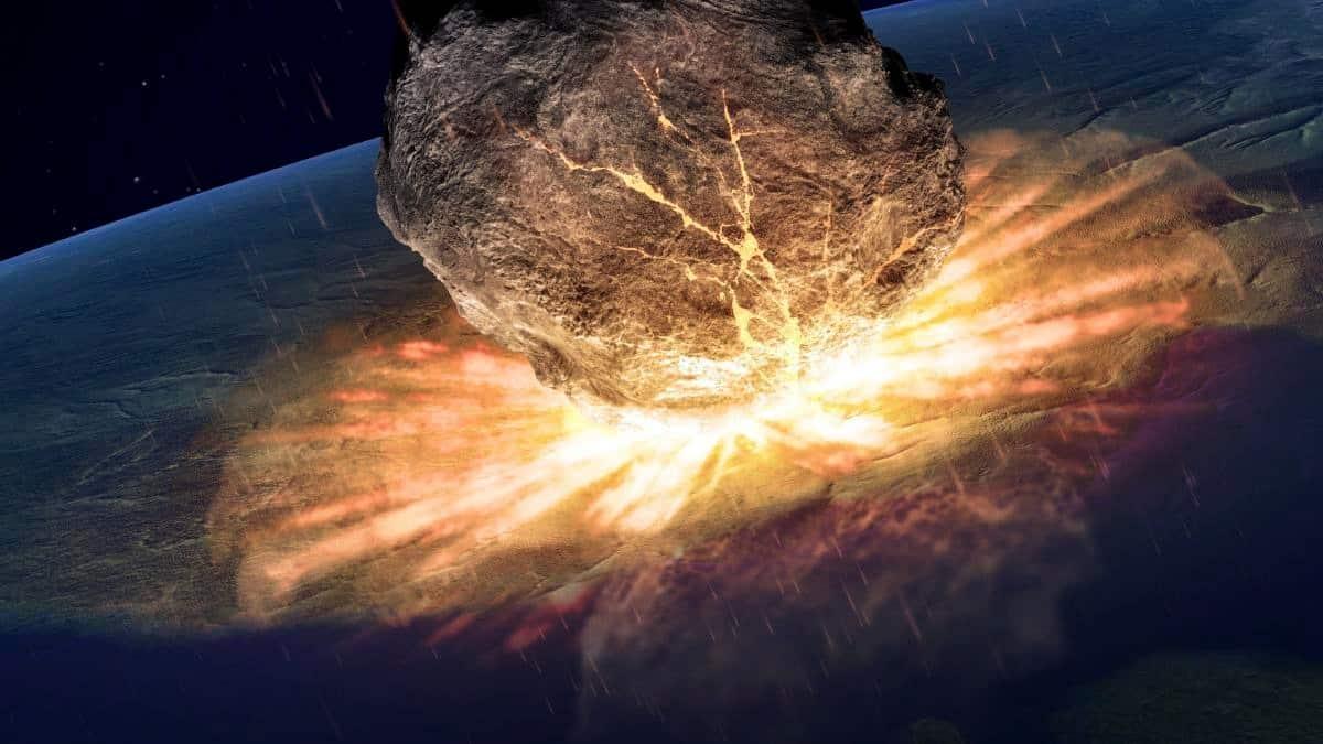 Большой опасный астероид приближается к Земле