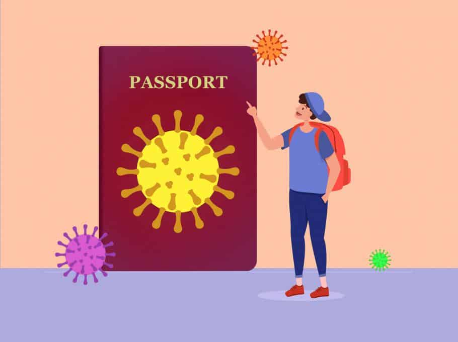 «Ковидные паспорта» стали выдавать в России с 1 января 2021 года