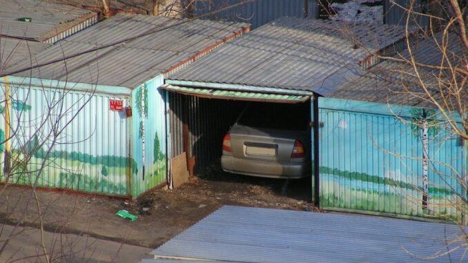 Приняты поправки к законам, облегчающие оформление гаражей