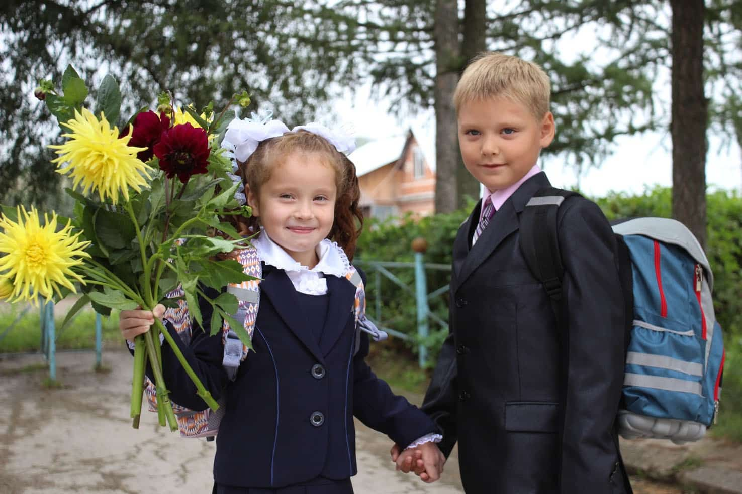 Запись в первый класс начнется в Москве с 1 апреля 2021 года