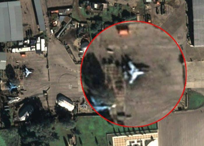 Панику среди боевиков в Сирии вызвал памятник МиГ-21 на базе «Хмеймим»