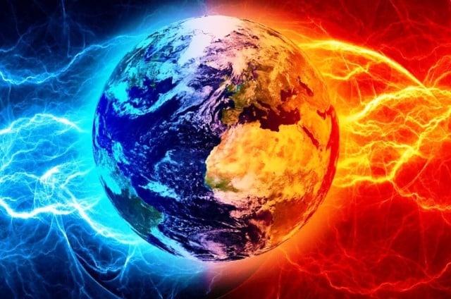 Опубликован график магнитных бурь на январь 2021 года