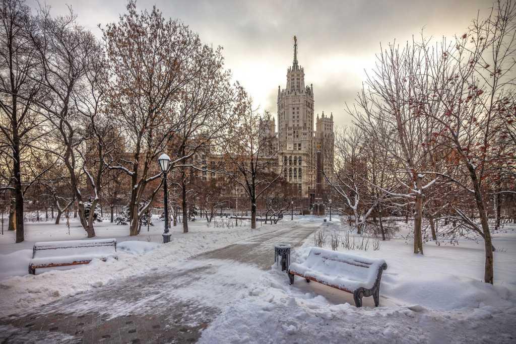 О морозном феврале в Москве и по всей России рассказали синоптики