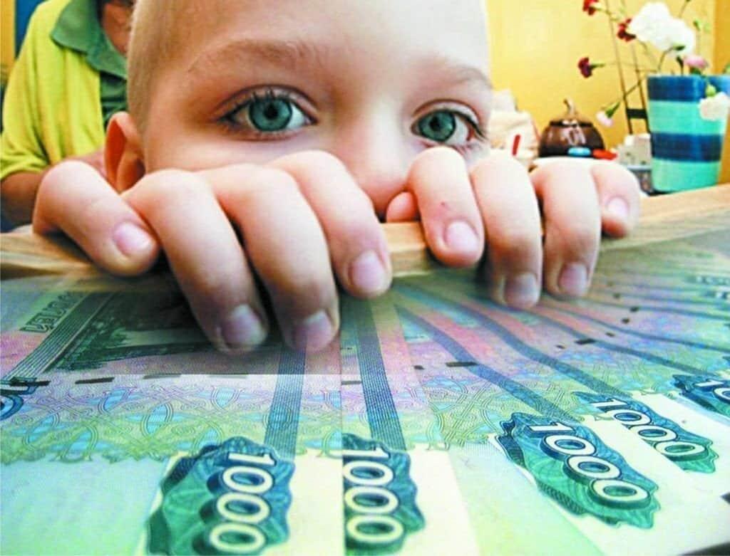 Пособия на детей от 3 до 7 лет для некоторых семей могут увеличиться вдвое