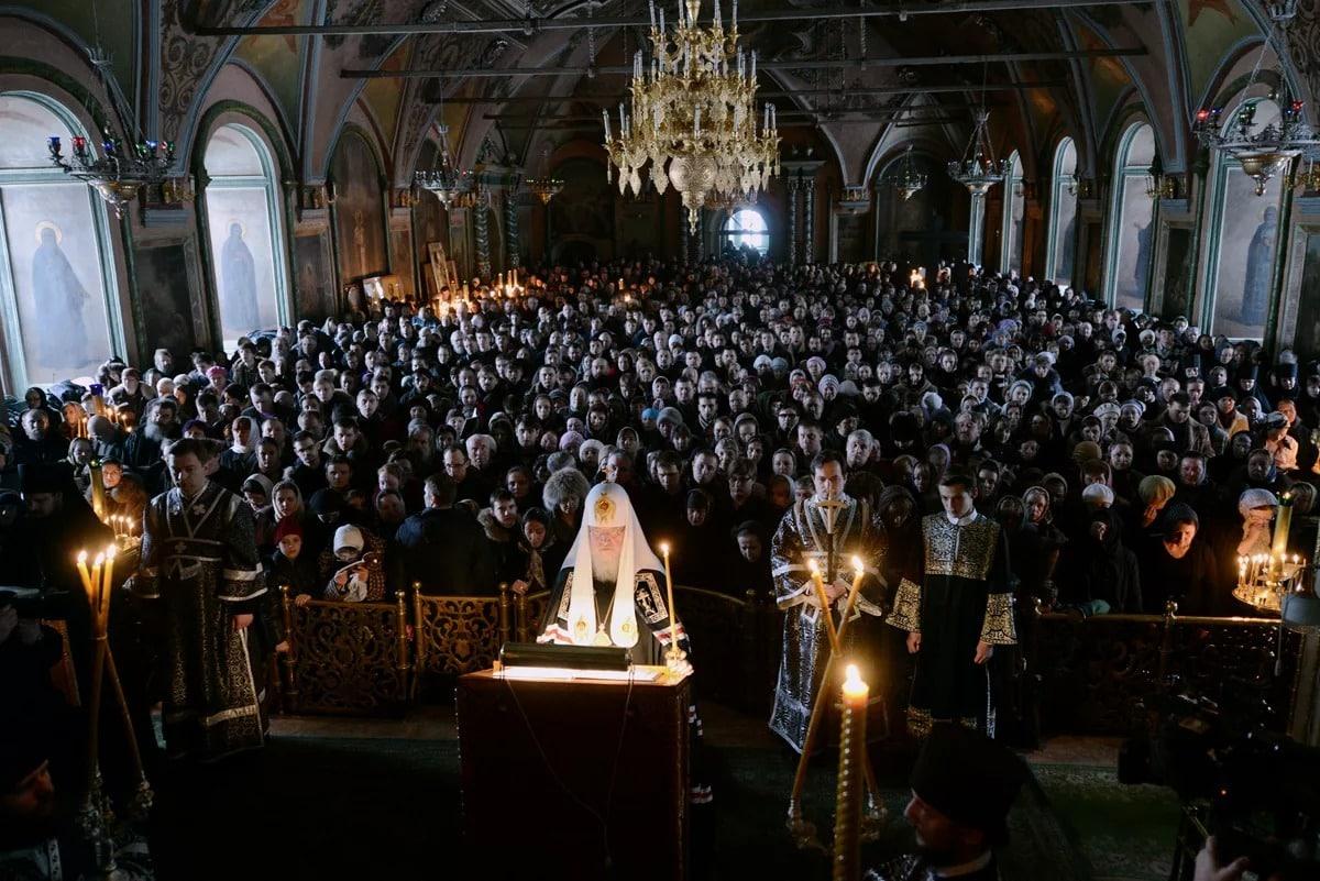 Даты Православного Великого поста в 2021 году