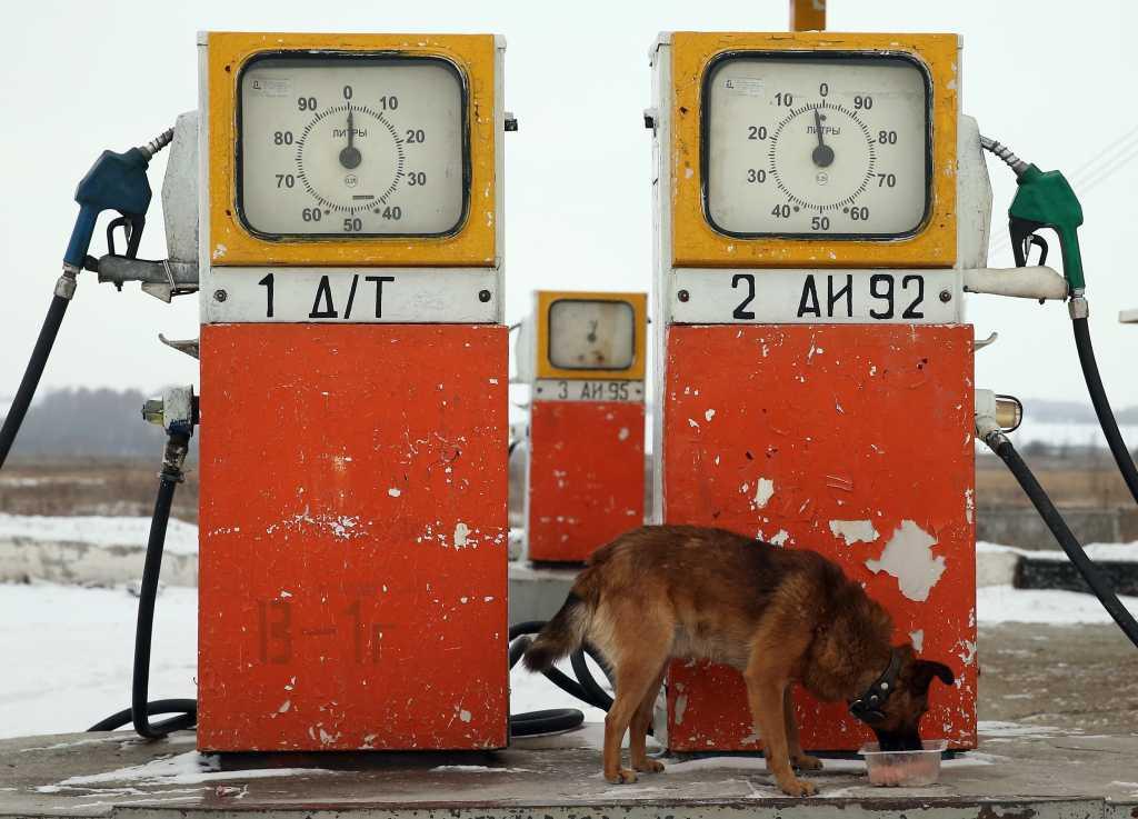 Самые низкие цены на бензин зафиксированы в нескольких российских регионах