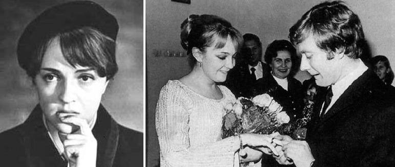 Бывшая супруга Андрея Миронова, Екатерина Градова скончалась на 75-м году жизни