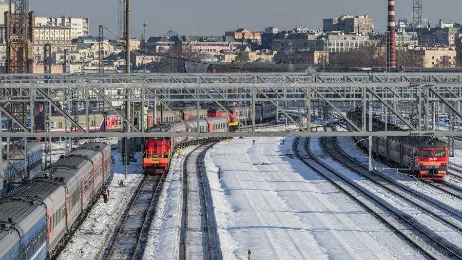 Россия и Белоруссия восстановят железнодорожное сообщение в ближайшее время