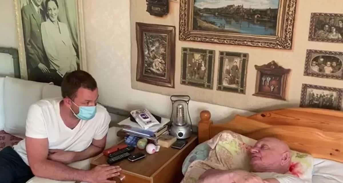 Суд над Навальным за оскорбление ветерана ВОВ прошел в Москве