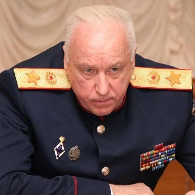 Александр Иванович Бастрыкин
