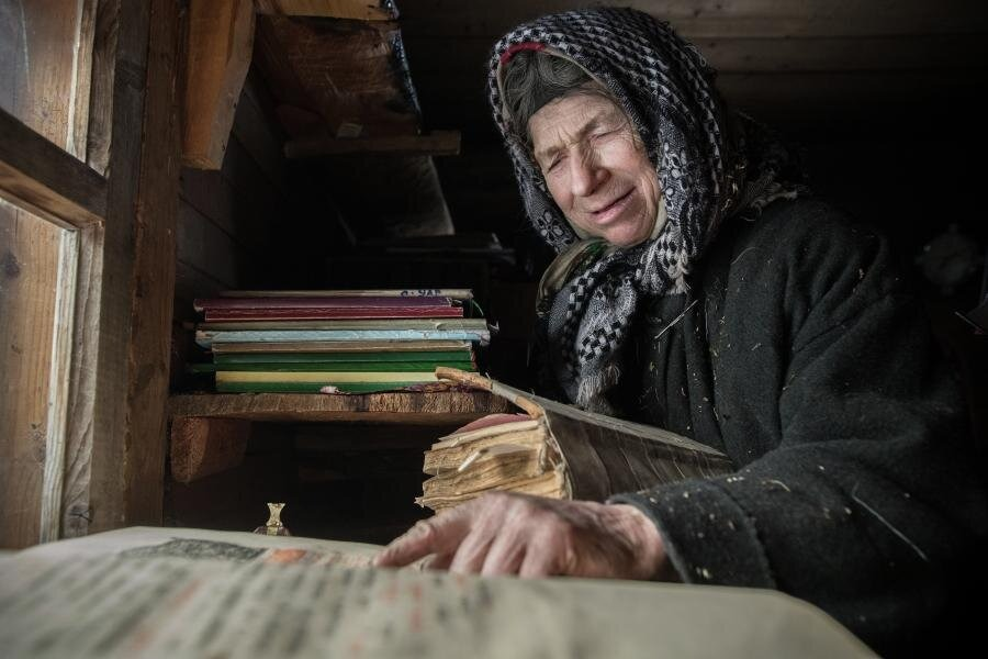 Новый дом отшельнице Агафье Лыковой построил Олег Дерипаска