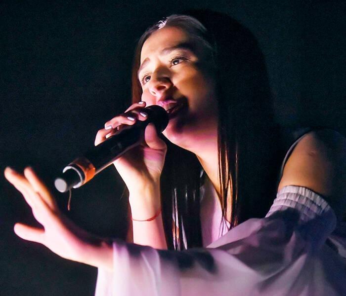 Певица Манижа представит Россию на Евровидении-2021