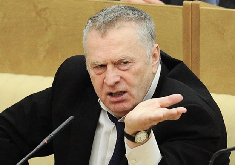 Заявление об уходе со всех занимаемых должностей написал Владимир Жириновский