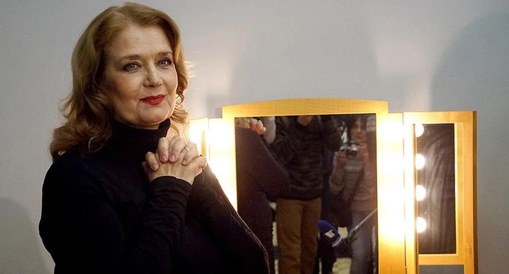 Ирина Алферова отметила юбилей