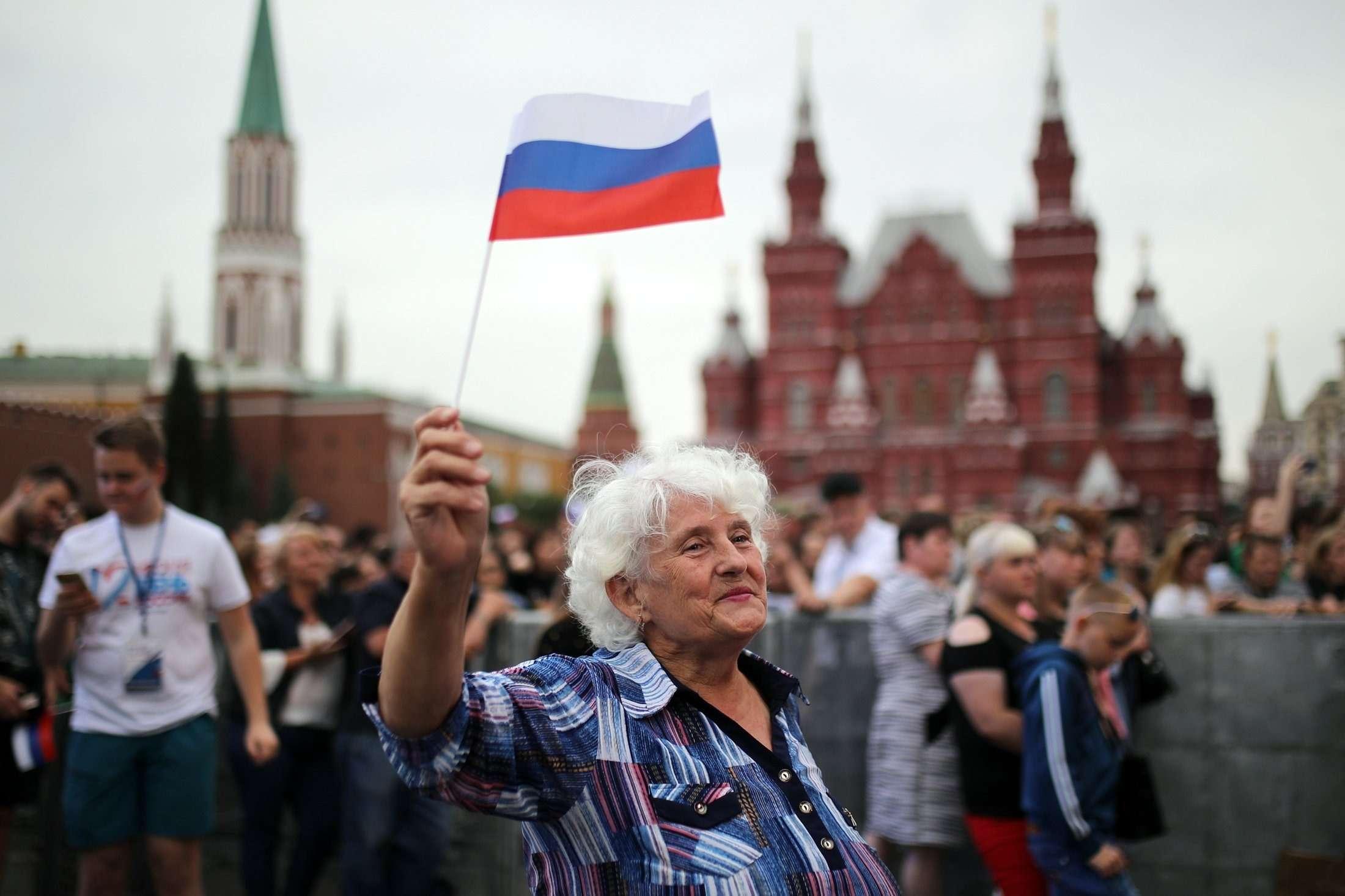 Государство оказывает материальную помощь жителям Москвы