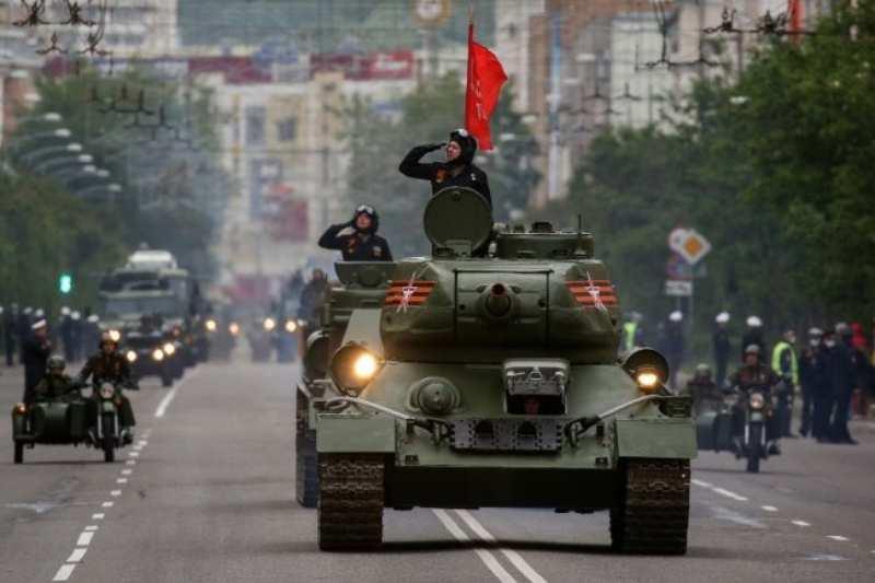 Состоится ли Парад Победы в 2021 году рассказали в Минобороны России